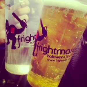 Frightmare Festival Printed Cups