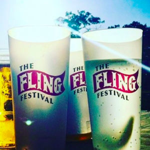 Festival Re-usable Cup Hire