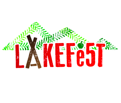 Lakefest Re-usable Green Goblet