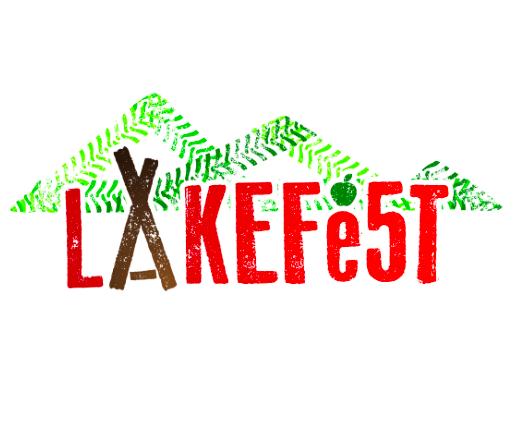 Lakefest Re-usable Green Goblet