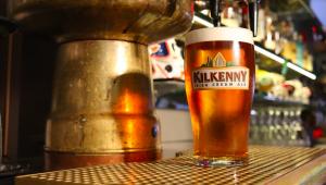 Pint Beer Glass Custom Printed