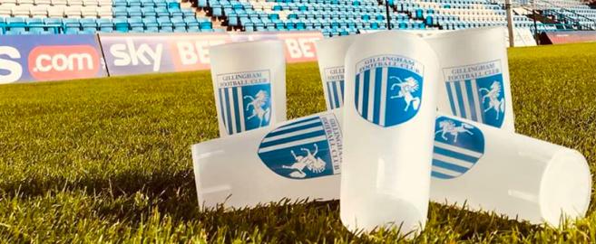 Printed Cups Stadium
