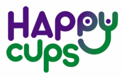 Happy Cups Eco Printed Cups