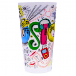 A re-usable event cup