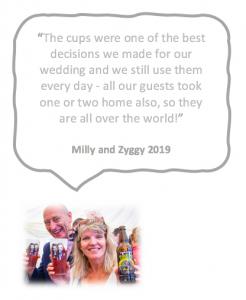 Wedding Favour Testimonial