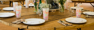 Wedding Favour Cups