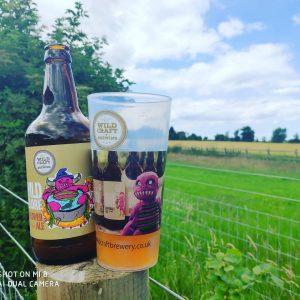 Reusable Outdoor Beer Pint Printed