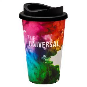 Universal Tumbler Full Colour Black