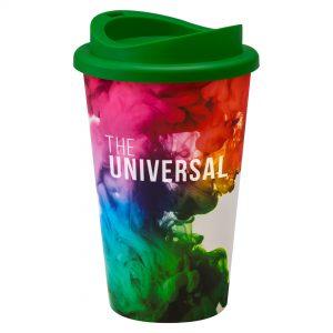 Universal Tumbler Full Colour Green