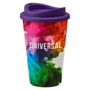 Universal Tumbler Full Colour Purple