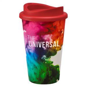 Universal Tumbler Full Colour Red