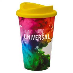 Universal Tumbler Full Colour Yellow