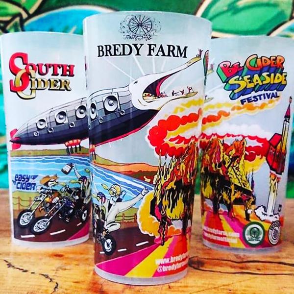 Bredy Farm Printed Festival Cup
