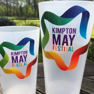 Printed Festival Cup